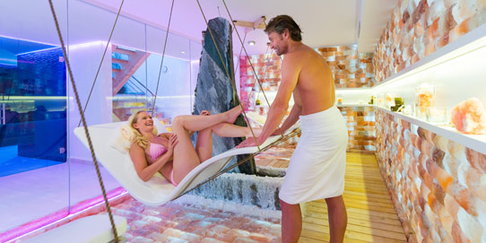KUSCHELN IM BOUTIQUE-HOTEL & WELLNESS-RESORT